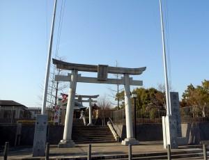 栗木御嶽神社